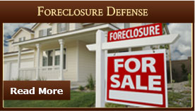 Foreclosure defense lawyer Albequerque, NM